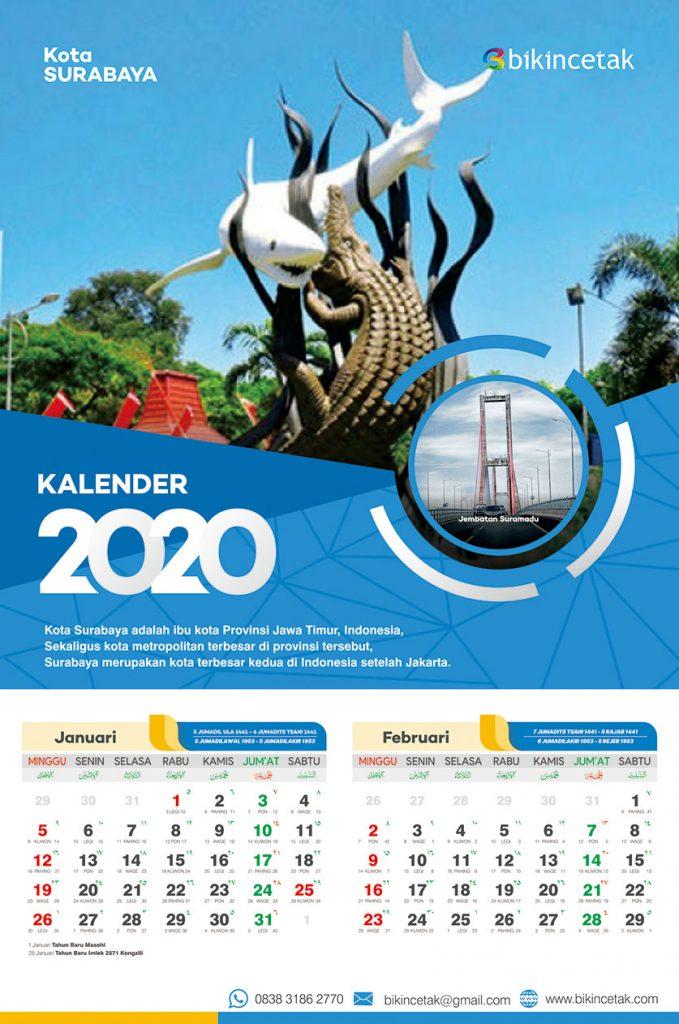 Kalender 2020 Format Corel Draw Download Jawa Hijriyah ...